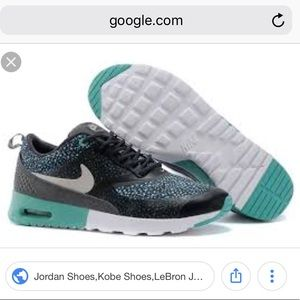 Nike air max Thea running shoes